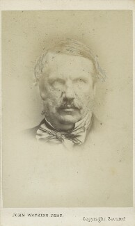 John Laird Mair Lawrence, 1st Baron Lawrence, by John Watkins, or by  John & Charles Watkins, 1860s - NPG Ax17764 - © National Portrait Gallery, London