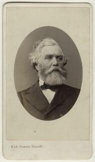 Sir Austen Henry Layard, by Fratelli Vianelli (Giuseppe & Luigi Vianelli) - NPG Ax17765