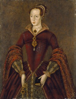 Lady Jane Grey, by Unknown artist, circa 1590-1600 - NPG 6804 - © National Portrait Gallery, London