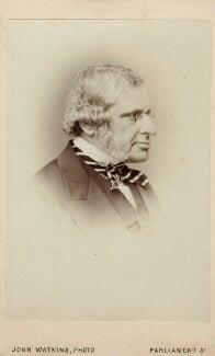 Sir Francis Henry Goldsmid, 2nd Bt, by John Watkins - NPG Ax17782
