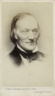 Sir Richard Owen, by John & Charles Watkins - NPG Ax17792