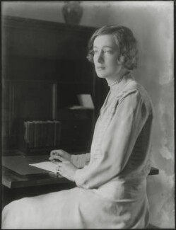 Edith Constance Annesley (née Rawlinson), Countess Annesley, by Bassano Ltd, 19 July 1929 - NPG x124683 - © National Portrait Gallery, London
