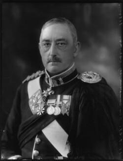 Sir Archibald Rice Cameron, by Bassano Ltd - NPG x124702
