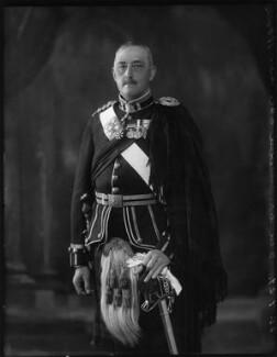 Sir Archibald Rice Cameron, by Bassano Ltd - NPG x124704