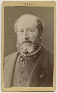 (Guillaume Victor) Émile Augier, by Truchelut - NPG Ax17817
