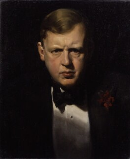 Charles Sargeant Jagger, by David Jagger - NPG 6447