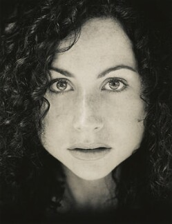 Minnie Driver, by Harry Borden - NPG x128153