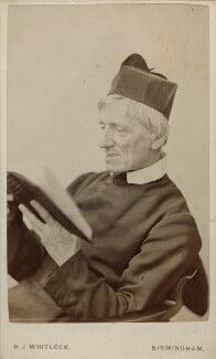 John Newman, by Henry Joseph Whitlock - NPG Ax17846