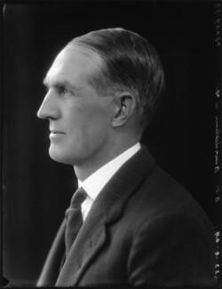 Sir Bernard Henry Bourdillon, by Bassano Ltd - NPG x124738