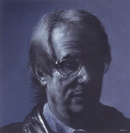 Ken Loach, by Nick Cudworth - NPG 6452