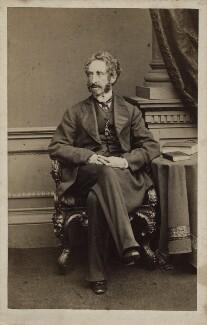 Edward George Earle Lytton Bulwer-Lytton, 1st Baron Lytton, by John Jabez Edwin Mayall - NPG Ax17859