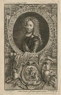 John Campbell, 2nd Duke of Argyll and Greenwich, by Johann Sebastian Müller, after  William Aikman - NPG D21421