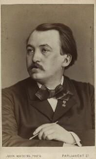Gustave Doré, by John Watkins - NPG Ax17863