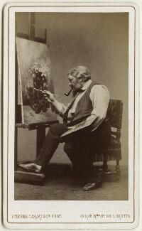 Gustave Courbet, by Carjat & Co (Etienne Carjat) - NPG Ax17868