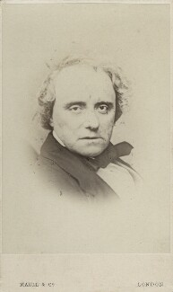 Charles John Kean, by Maull & Co - NPG Ax17871