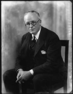 Sir Hugh Walpole, by Bassano Ltd - NPG x124767