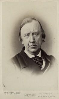 Sir Charles Hallé (né Carl Halle), by Elliott & Fry - NPG Ax17875