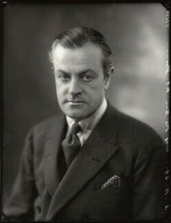 Hon. Herbrand Charles Alexander, by Bassano Ltd, 8 October 1929 - NPG x124774 - © National Portrait Gallery, London