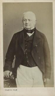Louis Adolphe Thiers, by Franck (François-Marie-Louis-Alexandre Gobinet de Villecholle Franck), 1860s - NPG Ax17880 - © National Portrait Gallery, London