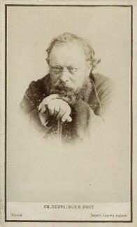 Pierre-Joseph Proudhon, by Charles Reutlinger - NPG Ax17884