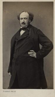 Jules François Simon, by Pierre Petit - NPG Ax17888