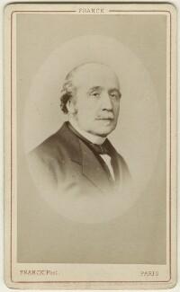 (Jacques Victor) Albert de Broglie, 4th duc de Broglie, by Franck (François-Marie-Louis-Alexandre Gobinet de Villecholle Franck) - NPG Ax17898