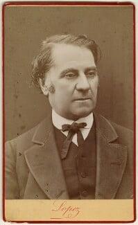 Louis Jean Joseph Charles Blanc, by J.M. Lopez - NPG Ax17899