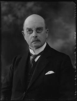 Sir Henry Dixon Kimber, 2nd Bt, by Bassano Ltd - NPG x124822