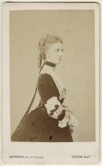 Queen Alexandra, by Augustin Aimé Joseph Le Jeune - NPG Ax17915