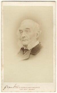 Sir Francis Grant, by John & Charles Watkins - NPG Ax17239