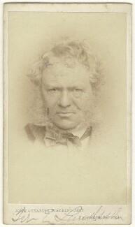 Edwin Landseer, by John & Charles Watkins - NPG Ax17240