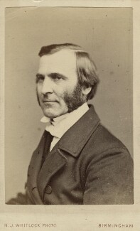 Frederick Temple, by Henry Joseph Whitlock, circa 1867 - NPG Ax18317 - © National Portrait Gallery, London