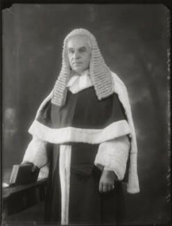 Robert Alderson Wright, Baron Wright, by Bassano Ltd - NPG x124850