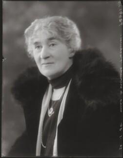 Gertrude Mary Tuckwell, by Bassano Ltd - NPG x124853