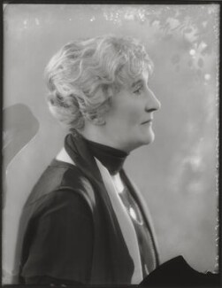 Gertrude Mary Tuckwell, by Bassano Ltd - NPG x124854