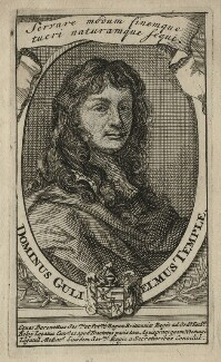 Sir William Temple, Bt, after Sir Peter Lely - NPG D21448