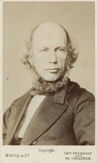 William Benjamin Carpenter, by Maull & Co - NPG Ax18204
