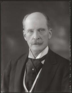 Francis John Stephens Hopwood, 1st Baron Southborough, by Bassano Ltd - NPG x124859