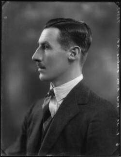 Sir Ronald MacKenzie Scobie, by Bassano Ltd - NPG x124869