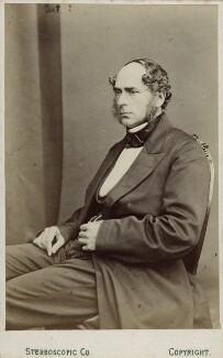 Sir Henry Bessemer, by London Stereoscopic & Photographic Company - NPG Ax18210