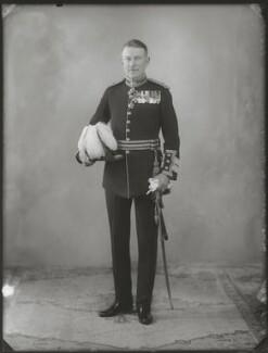 Sir Reginald John Thoroton Hildyard, by Bassano Ltd - NPG x124901