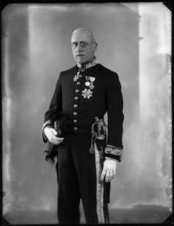 Sir (Alexander) Telford Waugh, by Bassano Ltd - NPG x124907