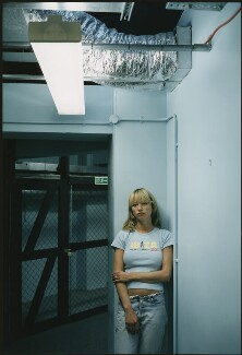 Sara Cox, by Harry Borden - NPG x128165