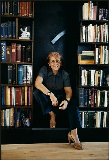 Lisa Anne Jardine, by Harry Borden, 31 October 2000 - NPG x128169 - © Harry Borden