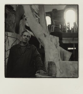 David Nash, by James F. Hunkin - NPG x128182