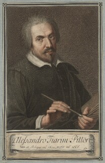 Alessandro Tiarini, after Unknown artist - NPG D21567