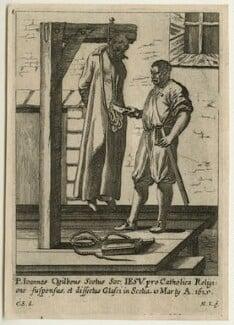 John Ogilvie, by M.K., after  C.S. - NPG D21441