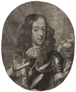 King William III, after Unknown artist, 1670s-1680s - NPG D21574 - © National Portrait Gallery, London