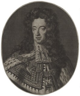 King William III, after Sir Godfrey Kneller, Bt - NPG D21577