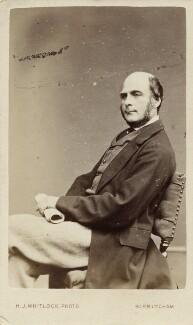 Sir Francis Galton, by Henry Joseph Whitlock - NPG Ax18341